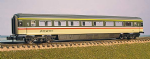 374-354 Graham Farish: Mk3 75ft. Coach TF 'Intercity' Swallow'